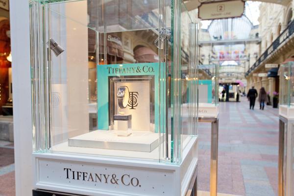 Tiffany передумала открывать магазины в России
