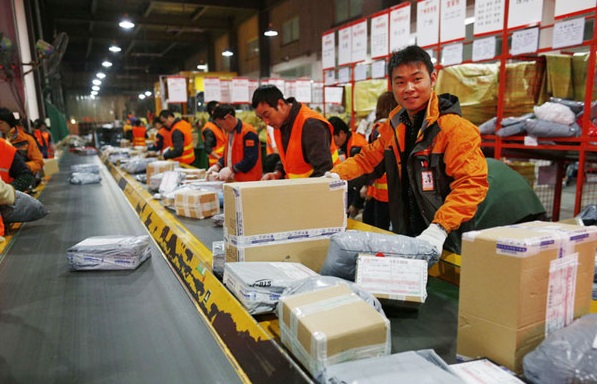 Россияне вошли в тройку крупнейших зарубежных онлайн-покупателей в Китае