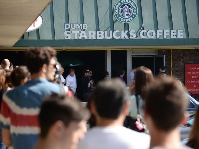 Власти закрыли «дурацкий» Starbucks