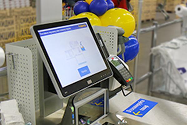 «Лента» тестирует систему самостоятельного сканирования покупок