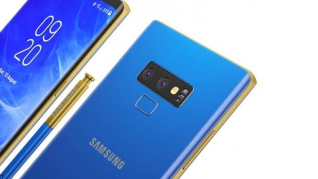 Samsung открыла предзаказ на Galaxy Note 9 до его официального релиза