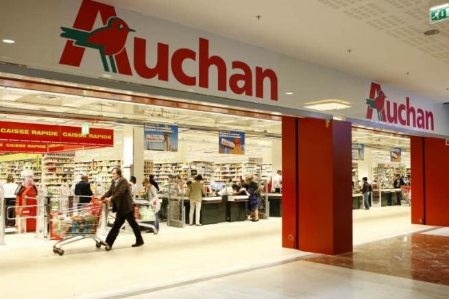 Auchan запустит в России новую сеть дрогери