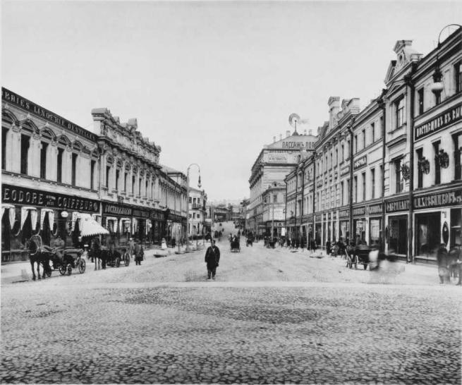 Самой дорогой пешеходной улицей Москвы стал Кузнецкий мост