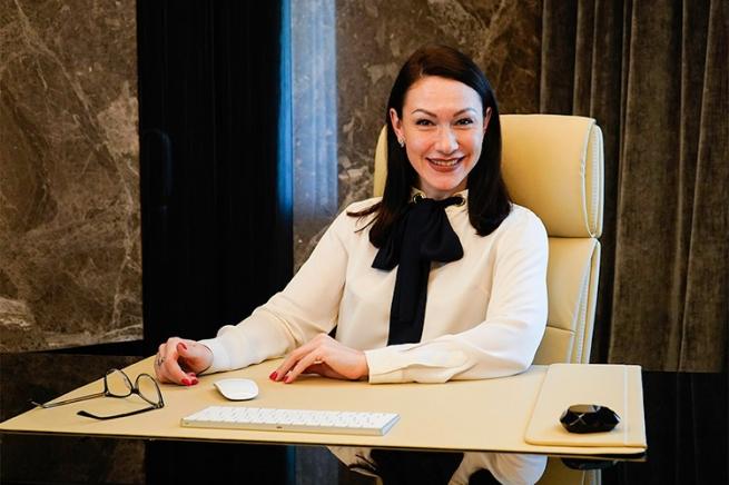 Марина Рязанова, гендиректор УК ТЦ «Глобал Молл»: «Мы решили провести кардинальные изменения. Будет здорово!»