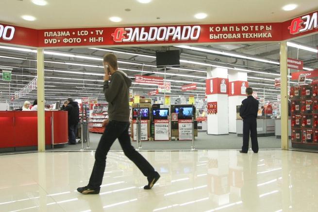 «Эльдорадо» не смог компенсировать падение оборота ростом сети