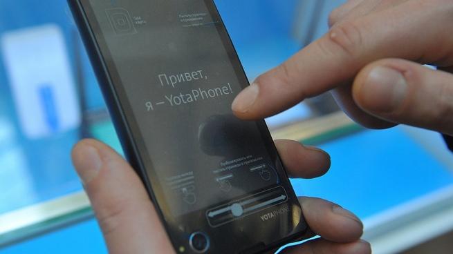 Ритейлеры продали около шестисот YotaPhone