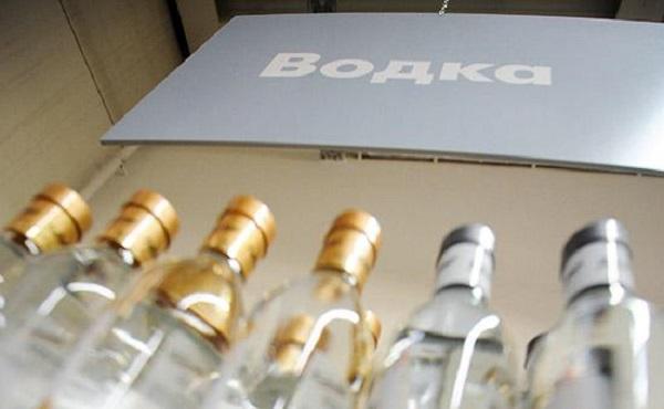 РБК: поставки российской водки на Украину резко сократились