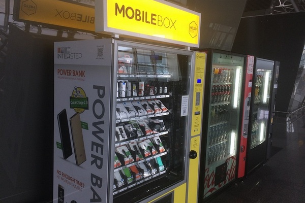 Автоматы по продаже сим-карт могут появиться в России до конца года
