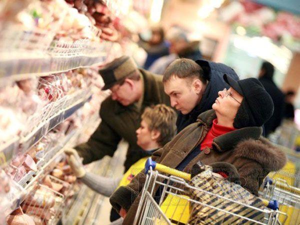 В первом квартале цены на продукты росли в 11 раз быстрее европейских
