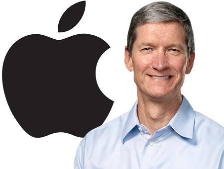 Глава Apple стал «человеком года» по версии Financial Times
