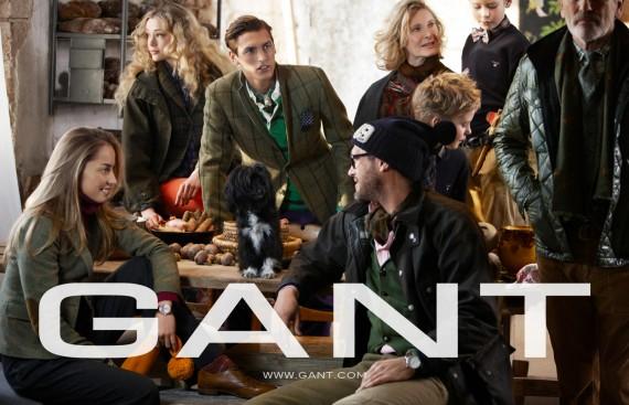 Американский модный ритейлер Gant «поселится» в Рязани
