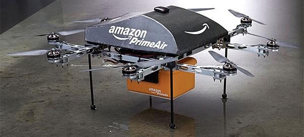 Amazon запросил разрешение на тестирование беспилотников