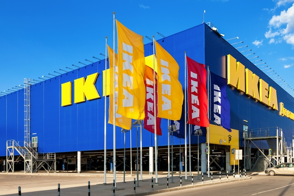 IKEA уходит от больших форматов в онлайн