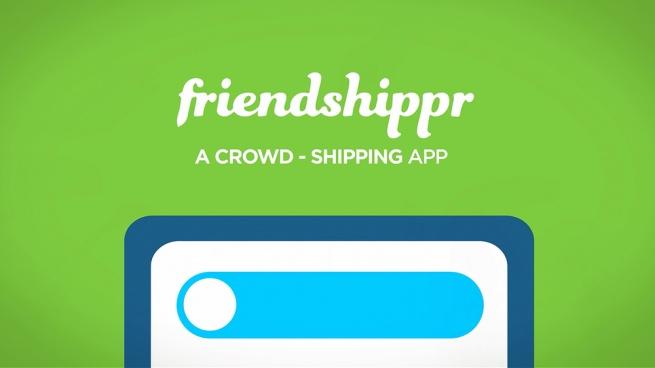 Facebook предлагает использовать друзей в качестве курьеров