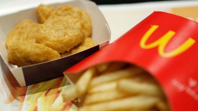 Выручка «Макдоналдс» в России снизилась впервые за 19 лет