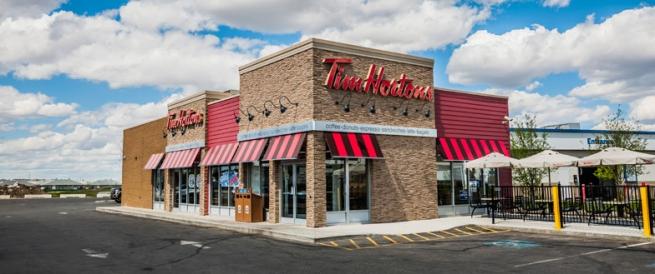 Burger King объединится с канадской Tim Hortons