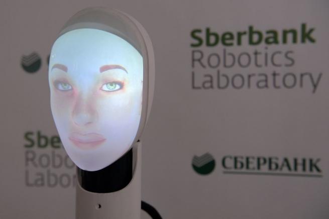 Сбербанк разработал собственного робота-аватара