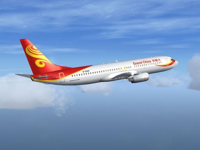 Самолет впервые совершил коммерческий рейс на топливе из подсолнечного масла