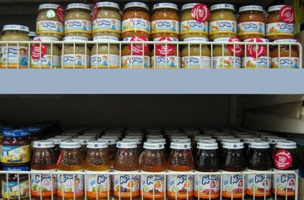 Орловских ритейлеров наказали за завышение цен на детское питание