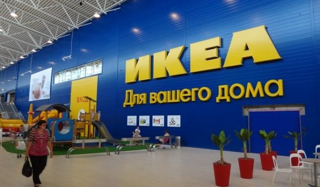 Первый торговый центр IKEA в Перми откроется в 2020 году