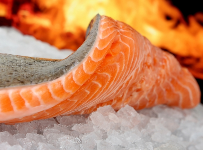 Белорусская «Санта Бремор» опровергла увеличение закупок лосося для РФ