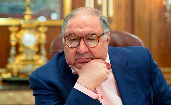 Связанная с Алишером Усмановым компания станет оператором национальной системы маркировки товаров