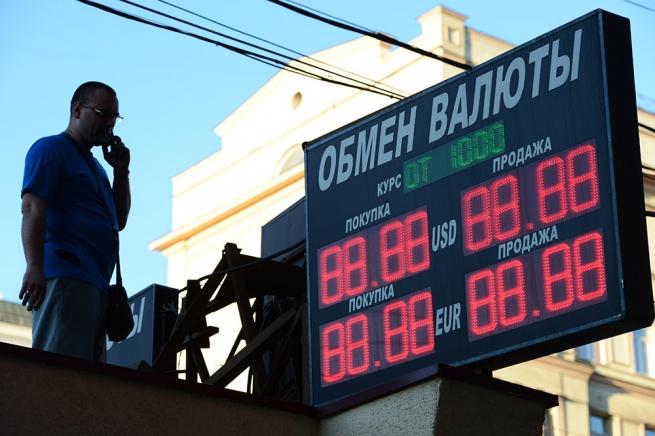 Ритейлеры не заметили падения рубля