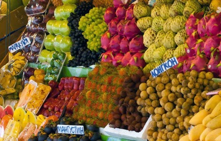Россия планирует увеличить поставки сельхозпродукции из Таиланда к 2020 году