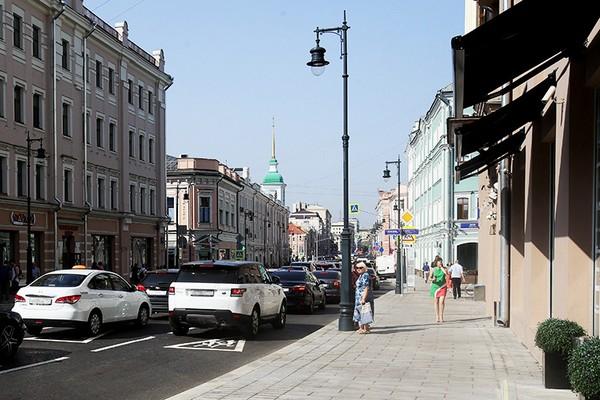 Благоустройство центра Москвы изменило рынок ритейла - New Retail 1c49bdf027b