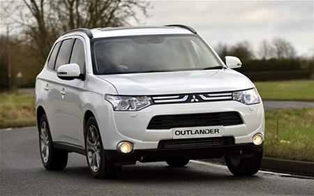 Автомобильный рынок РФ пополнится пятью новинками Mitsubishi
