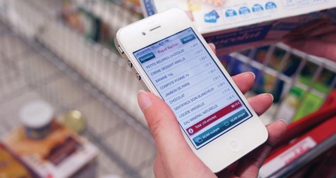 «Ашан» расширяет возможности мобильного приложения