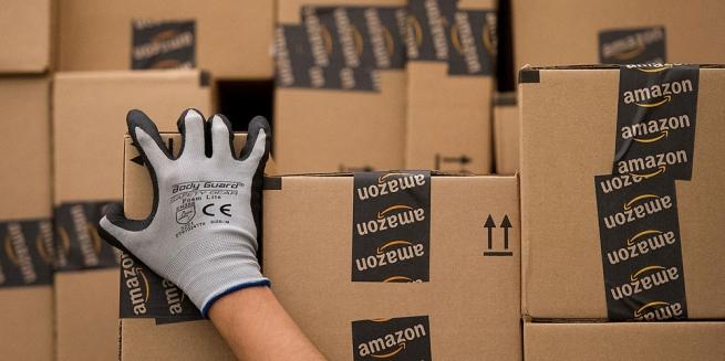Amazon перейдет на краудсорсинг в доставке товаров