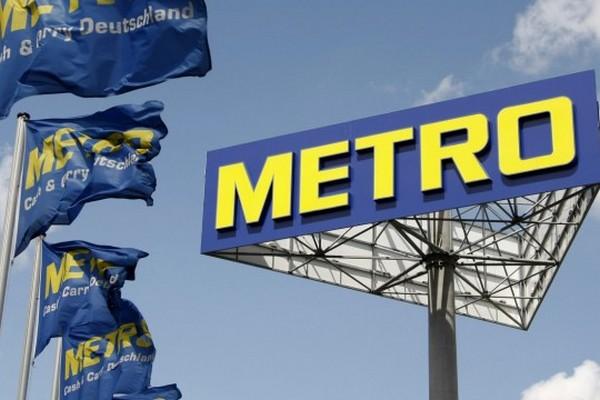 Сопоставимые продажи Metro упали на 8,8%