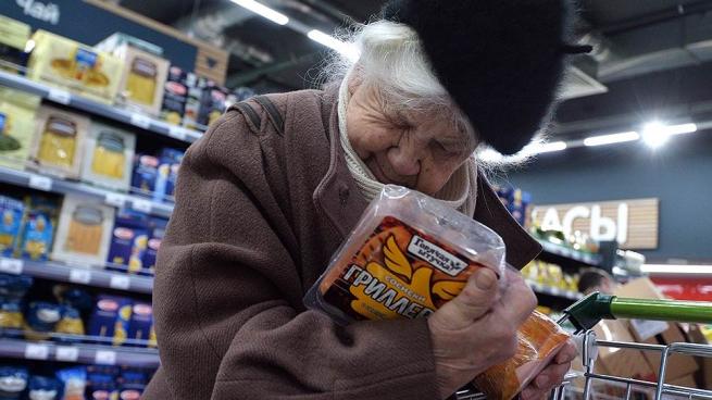 Российским производителям не удалось восполнить запрещенные продукты