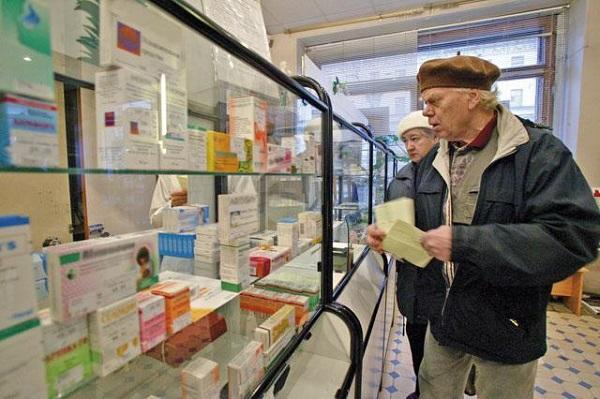 В России заморозили цены на лекарства
