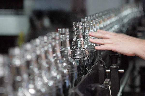 РАР опроверг падение розничных продаж водки в России по итогам 2017 года