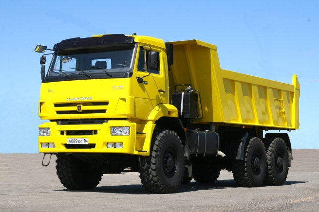 КамАЗ потратит 18 миллиардов на выпуск беспилотного грузовика