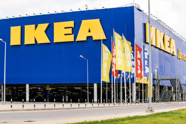 IKEA подала иск на80млнруб. ксвязанной сГрудининым компании