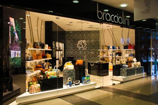 Braccialini открывает второй бутик в Петербурге