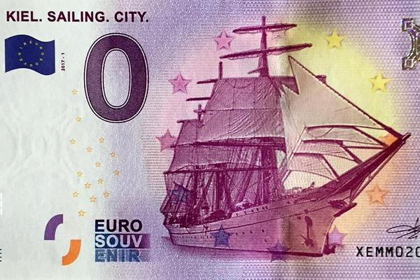 Банкноту номиналом €0 выпустили в Словакии