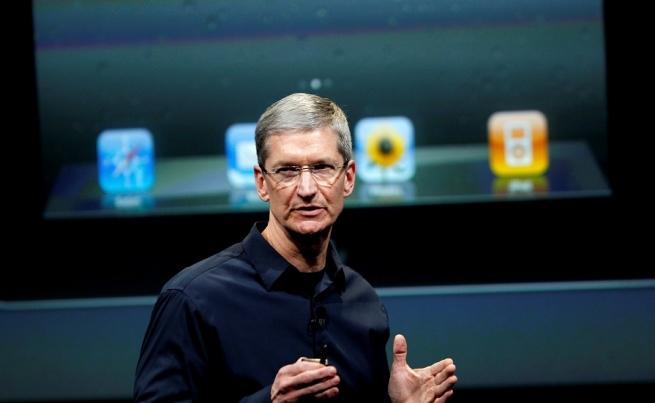Apple отказалась взламывать iPhone по просьбе ФБР