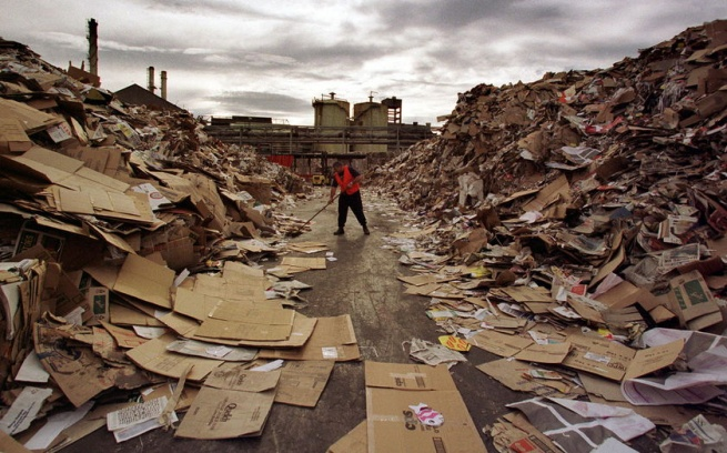 Отказ от бумаги сэкономит Беларуси $1,2 млрд