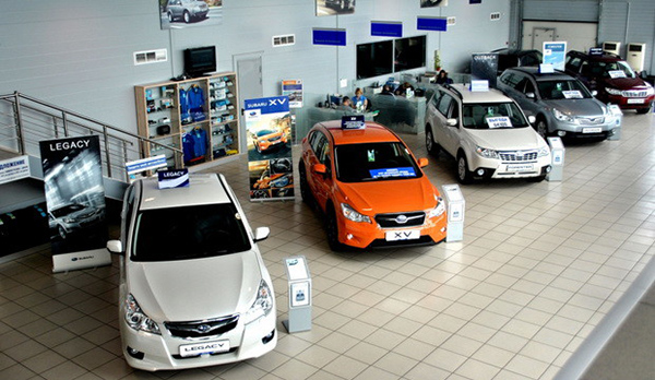 Россия оказалась на 8-м месте в мировом рейтинге объема продаж автомобилей