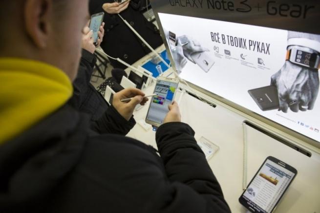Samsung объединяет усилия со «Связным»