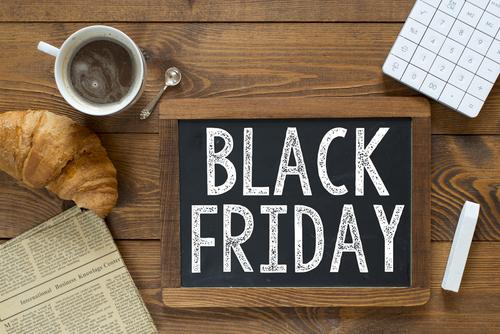 Магазины РФ проведут «черную пятницу» распродаж