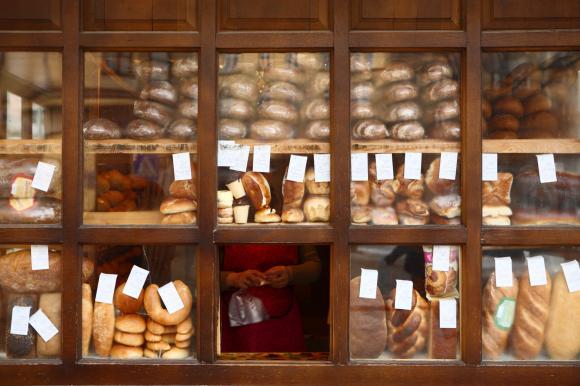 В Пензе появились магазины с фиксированной ценой на хлеб