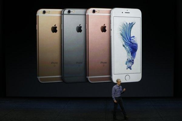 Продажи новых iPhone 6S и iPhone 6S Plus в России могут начаться 25 сентября