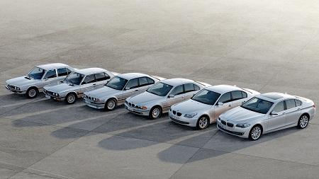 BMW отправляет автомобили на другие рынки