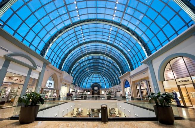 Крупнейший в мире торговый центр будет построен в Дубае