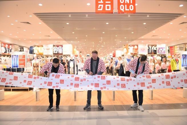 В Ростове-на-Дону открылся первый магазин UNIQLO
